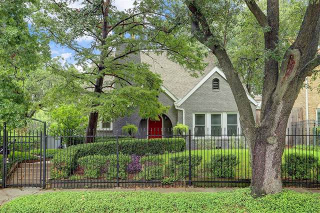 1760 Harold Street, Houston, TX 77098 (MLS #57543912) :: Ellison Real Estate Team