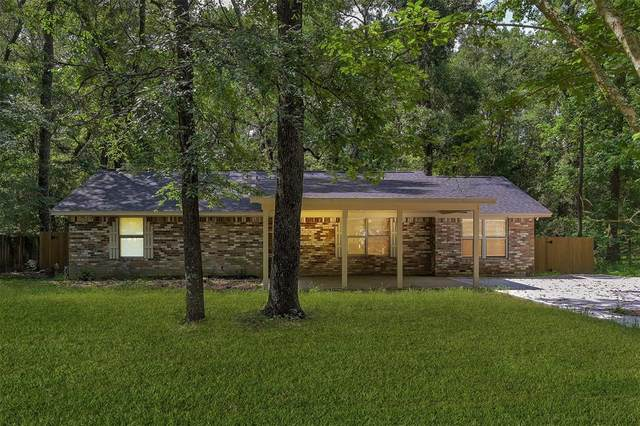 8600 County Line Road, Willis, TX 77378 (MLS #57547011) :: The Freund Group