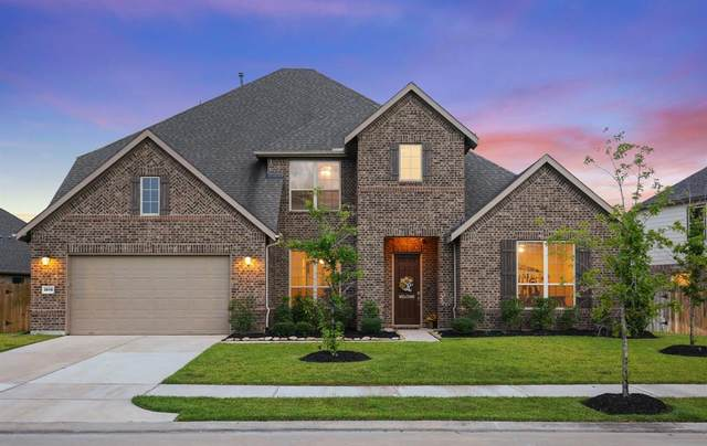 28115 Middlewater View Lane, Katy, TX 77494 (MLS #57547285) :: The Sansone Group