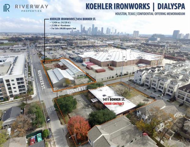 1414 Bonner Street, Houston, TX 77007 (MLS #57547351) :: Giorgi Real Estate Group