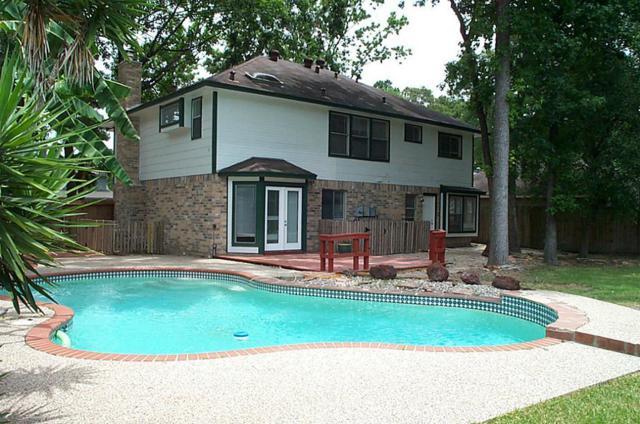 5227 Village Springs Drive, Kingwood, TX 77339 (MLS #57553928) :: Texas Home Shop Realty