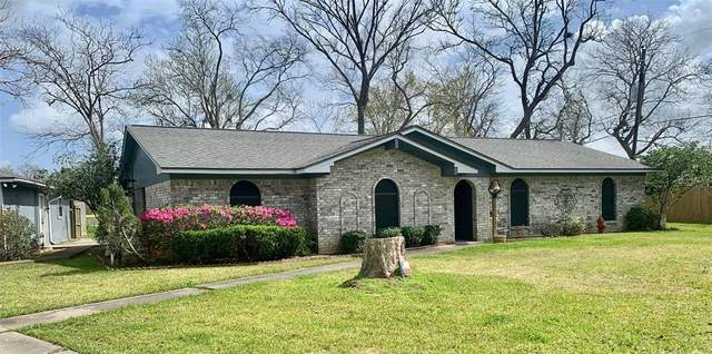 14 Hollychase Street, Clute, TX 77531 (MLS #5755570) :: The Queen Team