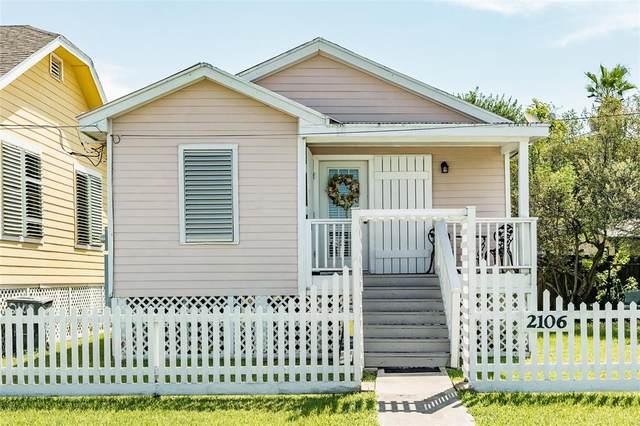 2106 56th Street, Galveston, TX 77551 (MLS #5755745) :: Green Residential