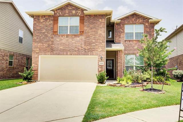 7206 Mciver Drive, Spring, TX 77389 (MLS #57558479) :: The SOLD by George Team