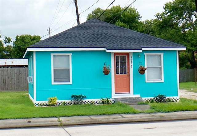 314 Velasco Boulevard, Freeport, TX 77541 (MLS #5756179) :: Texas Home Shop Realty