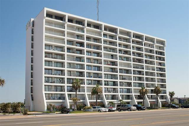 7310 Seawall Boulevard #603, Galveston, TX 77551 (MLS #57567625) :: Caskey Realty