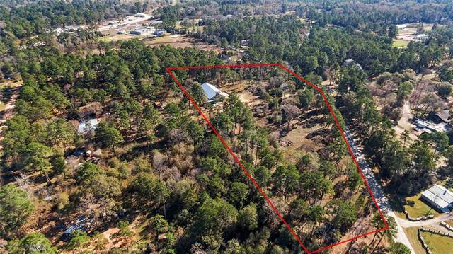 00000 Riley Road, Plantersville, TX 77363 (MLS #57574079) :: My BCS Home Real Estate Group