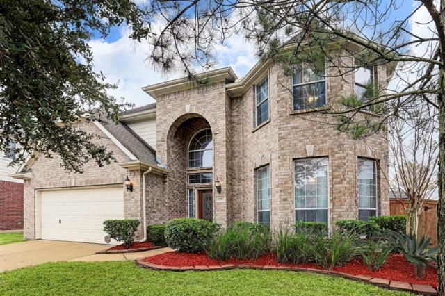 2807 Marble Brook Lane, Pearland, TX 77584 (MLS #57583658) :: Caskey Realty