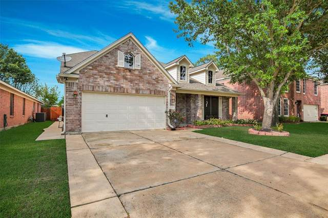 16734 Roseglade Drive, Cypress, TX 77429 (MLS #57605980) :: The Parodi Team at Realty Associates