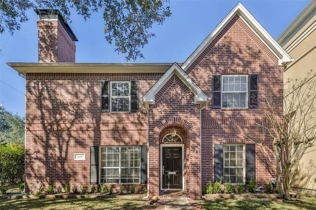 4130 Purdue Street, Houston, TX 77005 (MLS #57606013) :: The SOLD by George Team