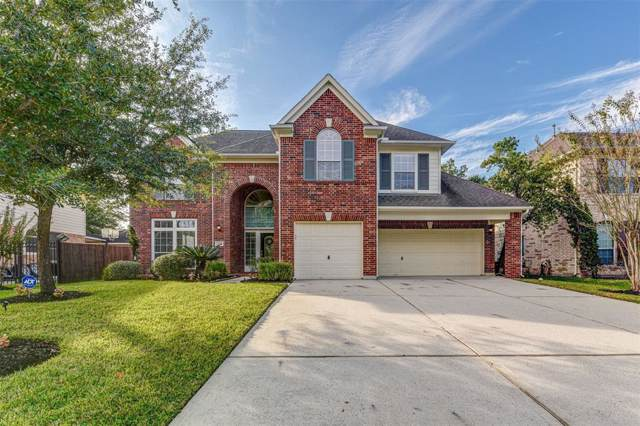 24827 Pikecrest Dr Drive, Spring, TX 77389 (MLS #5761291) :: The SOLD by George Team