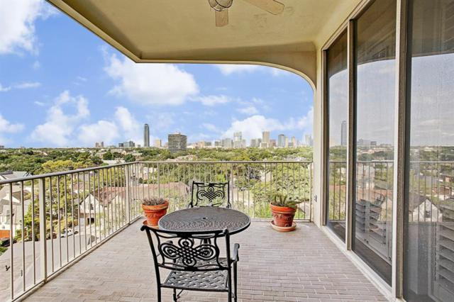 3711 San Felipe Street 7B, Houston, TX 77027 (MLS #57619737) :: Giorgi Real Estate Group