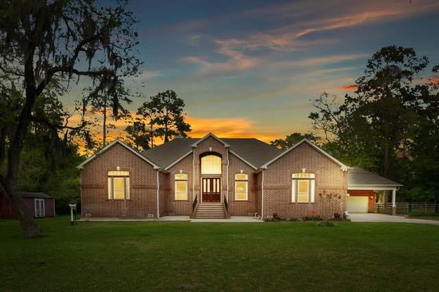 12742 E Shadow Lake Lane, Cypress, TX 77429 (MLS #57633185) :: Ellison Real Estate Team