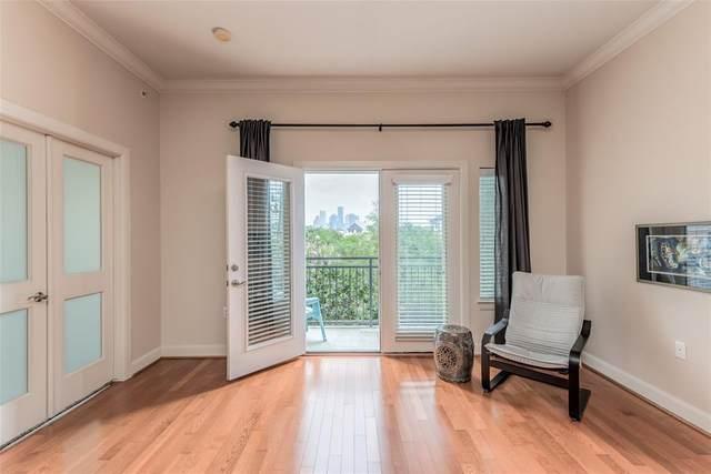 1010 Rosine Street #22, Houston, TX 77019 (MLS #5763717) :: Texas Home Shop Realty