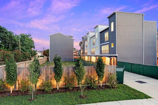 608 W 28th Street Street A, Houston, TX 77008 (MLS #57639673) :: Giorgi Real Estate Group