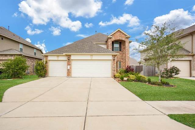 17142 Iver Ironwood Trail, Richmond, TX 77407 (MLS #57641364) :: Guevara Backman