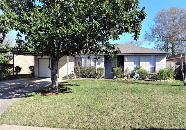 806 Ivyhollow Drive, Channelview, TX 77530 (MLS #57645604) :: The Sansone Group