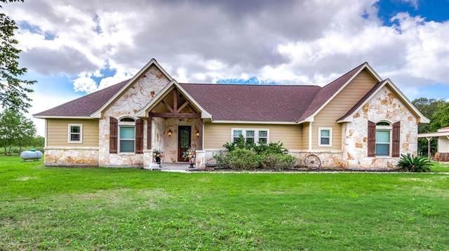 1301 County Road 486, Brazoria, TX 77541 (MLS #57649349) :: Green Residential