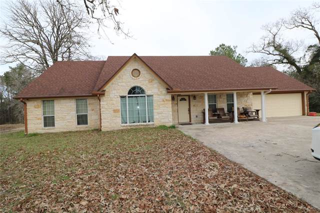 670 Groveton Flat Prairie Road, Groveton, TX 75845 (MLS #57650740) :: Bray Real Estate Group