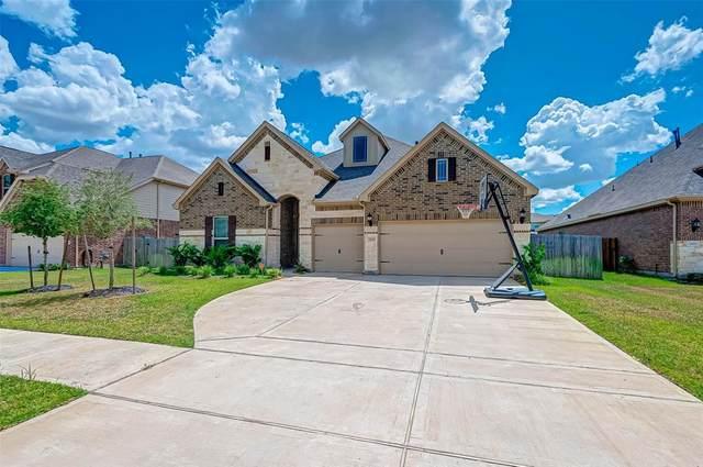 24415 Moonlit Shore Drive, Katy, TX 77493 (MLS #57652801) :: The Bly Team