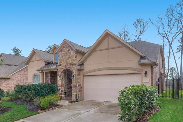 7 Whispering Thicket Place, Tomball, TX 77375 (MLS #57664988) :: Guevara Backman
