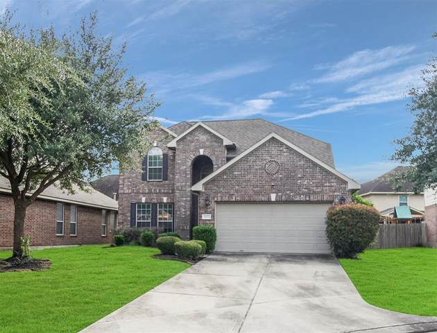 23213 Potter Hollow Drive, Porter, TX 77365 (MLS #57666639) :: The Sansone Group