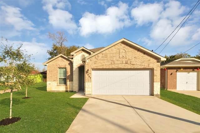 7947 Cinderella Street, Houston, TX 77028 (MLS #57666783) :: The Home Branch