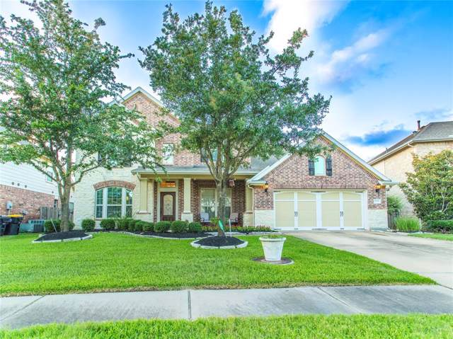 18522 Cascade Timbers Lane, Tomball, TX 77377 (MLS #5767153) :: Green Residential