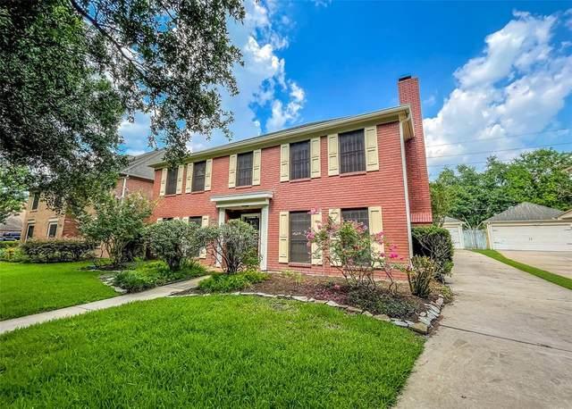 2907 Rimrock Drive, Missouri City, TX 77459 (MLS #5768404) :: The Property Guys
