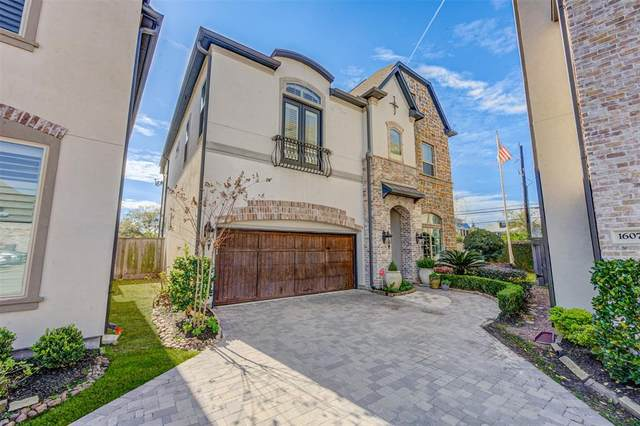 1603 W Rose Terrace Lane, Houston, TX 77055 (MLS #57687462) :: Connell Team with Better Homes and Gardens, Gary Greene