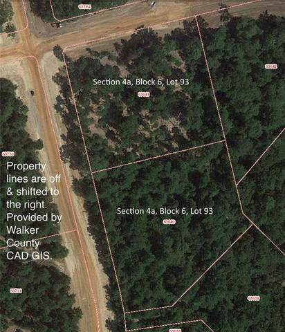4a-6-93 Remington Road, Huntsville, TX 77340 (MLS #57695380) :: Guevara Backman