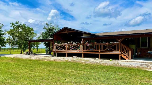 1073 County Road 678, Dayton, TX 77535 (MLS #57721056) :: The SOLD by George Team
