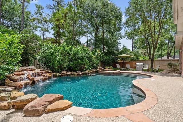 34 Driftoak Circle, The Woodlands, TX 77381 (MLS #57725438) :: Green Residential