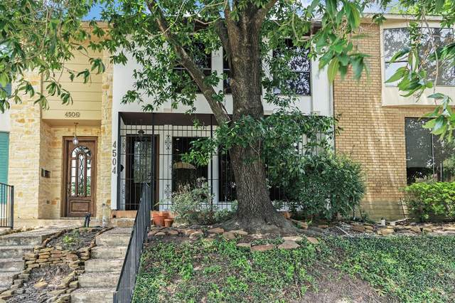 4504 Dickson Street, Houston, TX 77007 (MLS #57725690) :: Keller Williams Realty