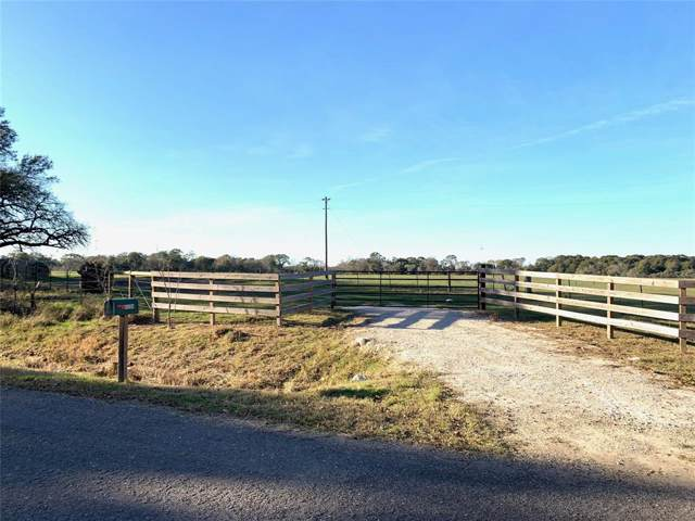 43204 Mitchamore Road, Hempstead, TX 77445 (MLS #57728251) :: NewHomePrograms.com LLC
