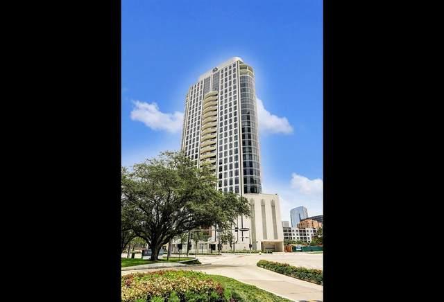 1409 Post Oak Boulevard #2303, Houston, TX 77056 (MLS #57741396) :: Caskey Realty