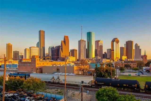 1607 Hickory Street, Houston, TX 77007 (MLS #57754257) :: NewHomePrograms.com LLC