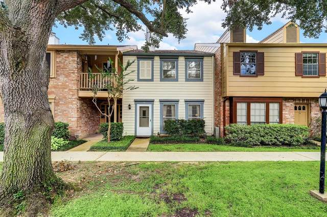 5800 Lumberdale Road #48, Houston, TX 77092 (MLS #57756645) :: Ellison Real Estate Team