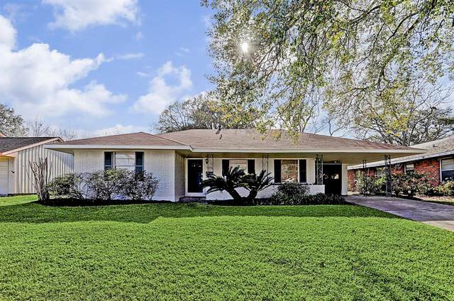 5103 Creekbend Drive, Houston, TX 77035 (MLS #57759949) :: The Bly Team