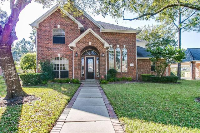 351 Creekside Drive, League City, TX 77573 (MLS #57763529) :: Texas Home Shop Realty