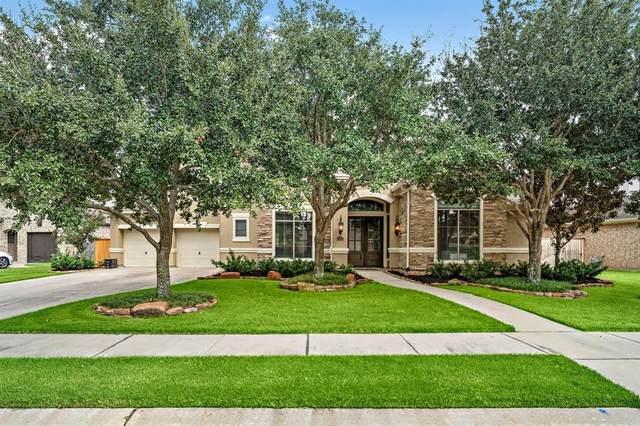 10106 Winding Glen Drive, Katy, TX 77494 (MLS #57773683) :: The Freund Group