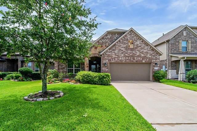 4820 Palomar Lane, League City, TX 77573 (MLS #57782252) :: Texas Home Shop Realty