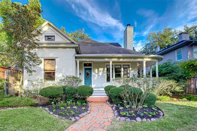 1402 Allston Street, Houston, TX 77008 (MLS #57782357) :: Green Residential
