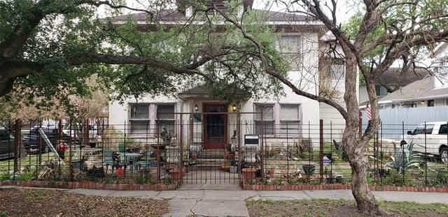 2603 Stanford Street #6, Houston, TX 77006 (#57792652) :: ORO Realty