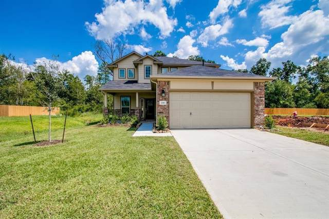 316 Terra Vista Circle, Montgomery, TX 77356 (MLS #57792696) :: The SOLD by George Team