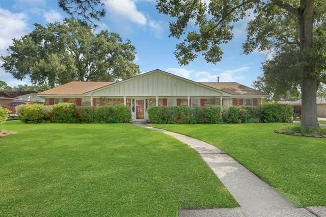 5008 Arrowhead Drive, Baytown, TX 77521 (MLS #57794796) :: Caskey Realty