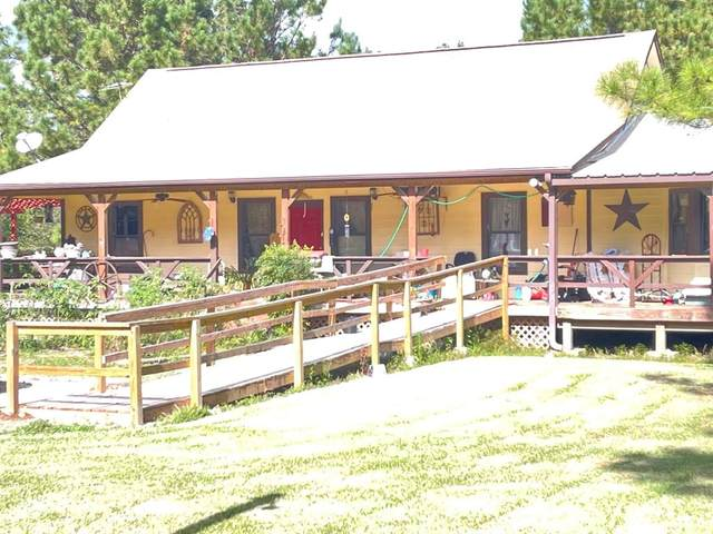 521 County Road 2142, Cleveland, TX 77369 (MLS #57799904) :: NewHomePrograms.com