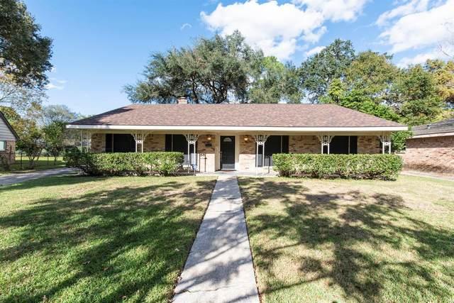 5930 Belrose Drive, Houston, TX 77035 (MLS #57802604) :: The Freund Group