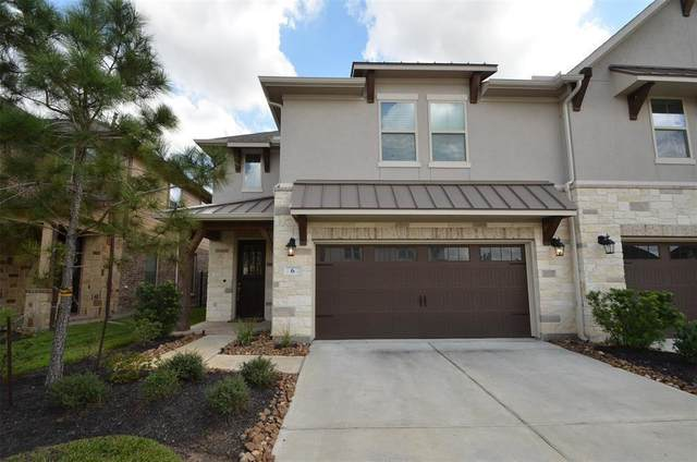 6 Ancestry Stone Place, The Woodlands, TX 77354 (MLS #57814449) :: Keller Williams Realty