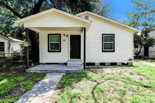 6910 Peabody Street, Houston, TX 77028 (MLS #57839387) :: The Freund Group